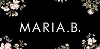 MARIA.B logo