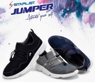 Starlet Shoes banner