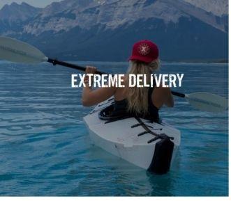 Extreme Pizza baner