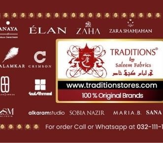Tradition Stores baner