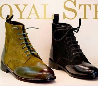 Royals step