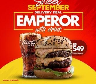 Burger Hub banner