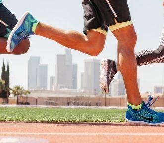 Nike banner
