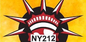 NY 212 logo