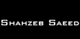 shahzeb saeed Logo