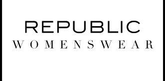 Republic Women Wear Logo