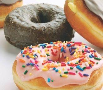 Dunkin Donuts Pakistan banner
