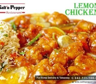 The Salt'n Pepper Restaurants banner