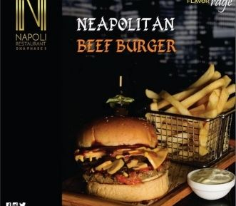 Napoli Restaurant banner
