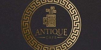 Antique Cafe logo