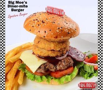 Big Moe's Diner banner