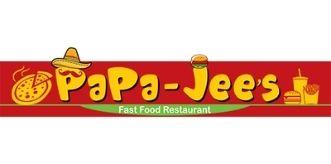 Papa Jee's logo