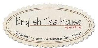 English Tea House logo