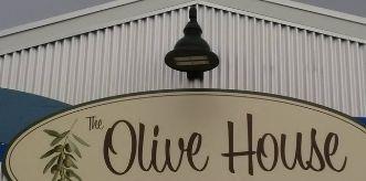 the olive house logo