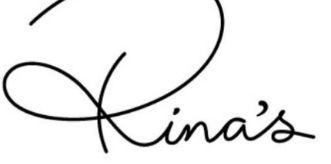 Rina's kitchenette logo