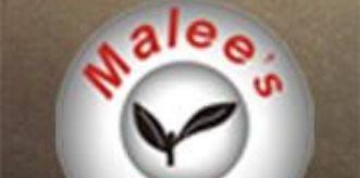 Malee's Café logo