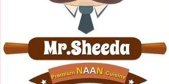 Mr.Sheeda logo