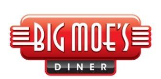 Big Moe's Diner logo