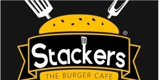 Stackers-The Burger Cafe logo