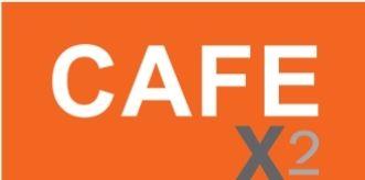 X2 Cafe logo
