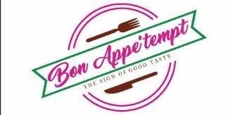 Bon Appétempt by Uzma Masood logo