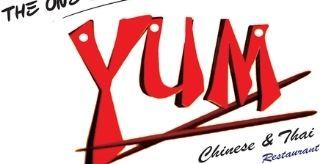 Yum Chinese & Thai logo