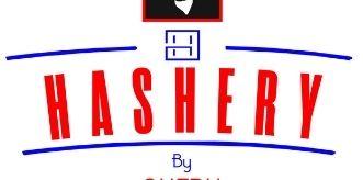 The Hashery By Sheru logo
