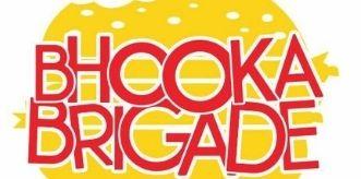 Bhooka Brigade logo
