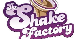 The Shake Factory logo