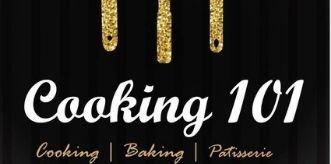 Cooking 101 logo