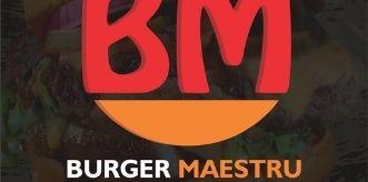Burger Maestru logo