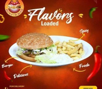 Rizwan Burger banner