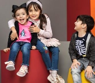 Kids Clothing Store banner
