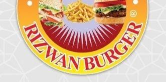 Rizwan Burger logo