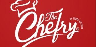 The C hefry logo