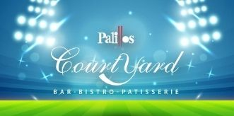 Palillos Courtyard logo