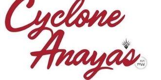 Cyclone Anaya's Mexican logo
