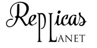 Replicas Planet logo
