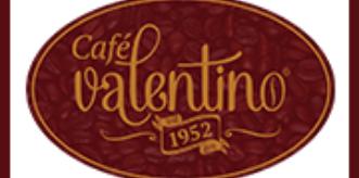 Café Valentino 1952 logo