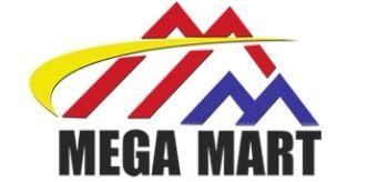 Mega mart 786 logo